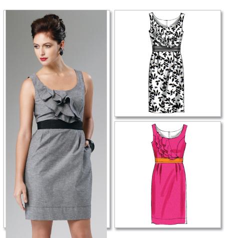 Trendy McCall's Dress