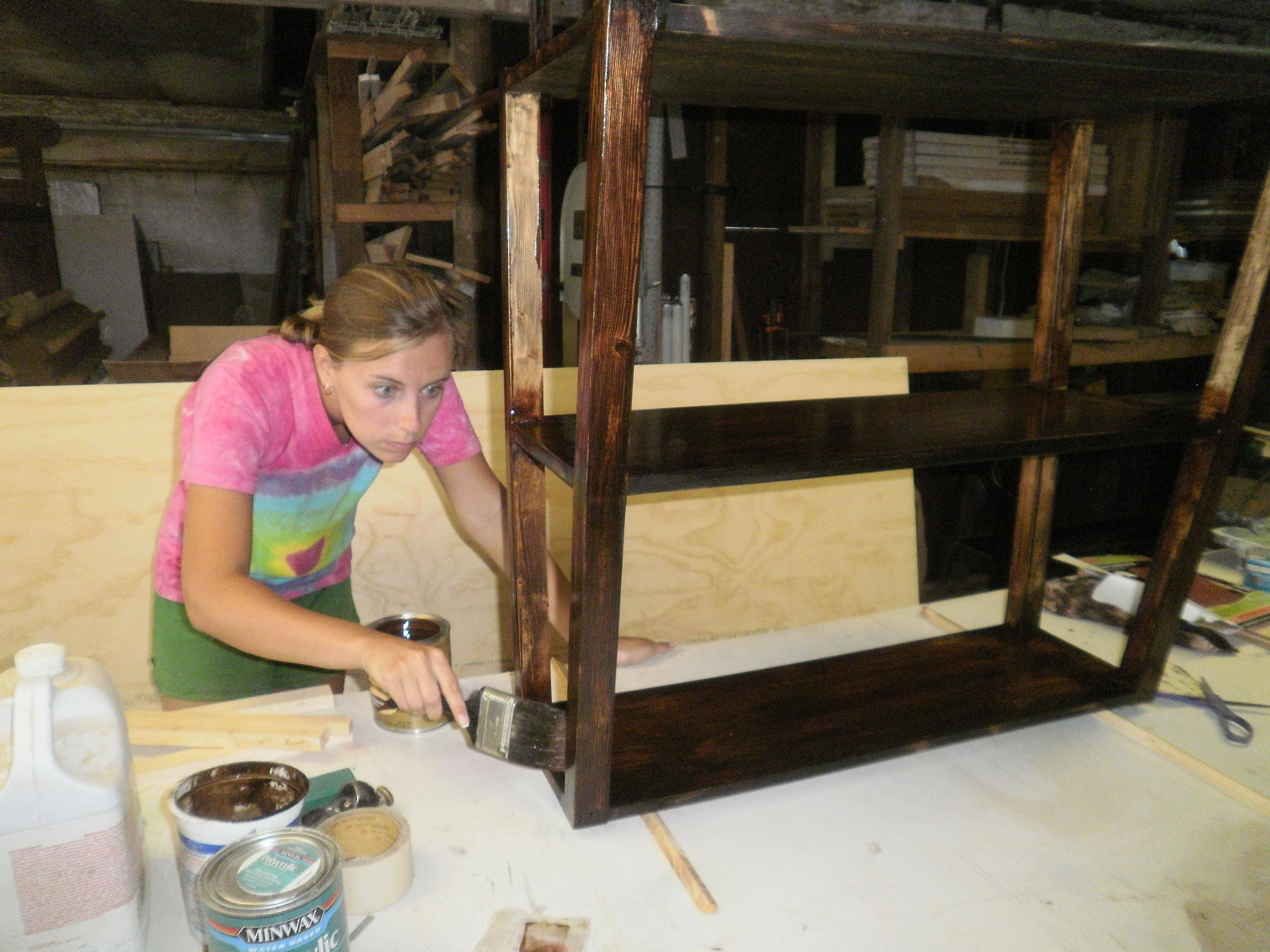 minwax wood plans