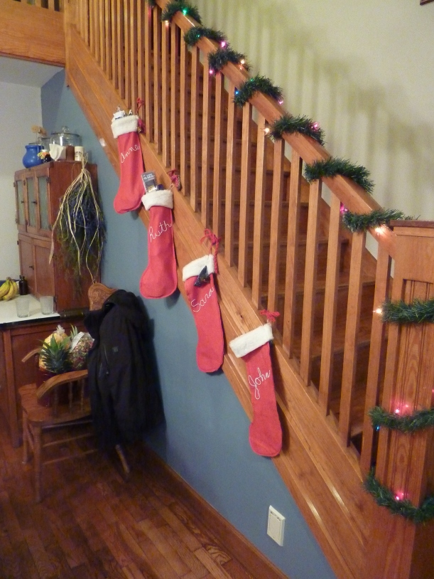 2012 stockings
