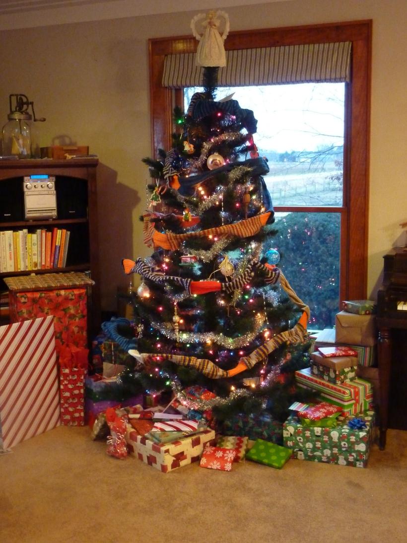 2012 Bronkema Christmas Tree