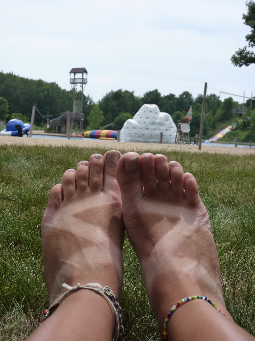 Camp Geneva Chaco Tan