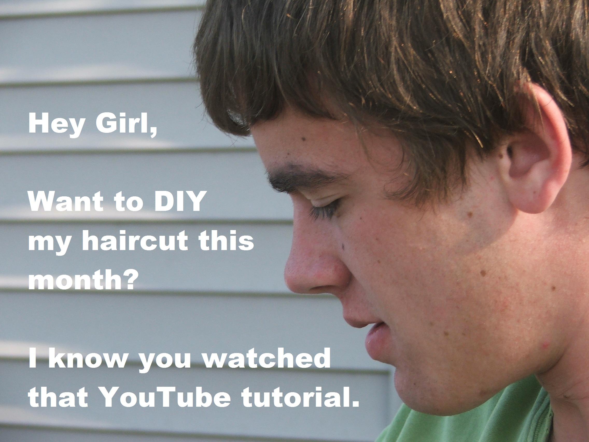 DIY Haircut