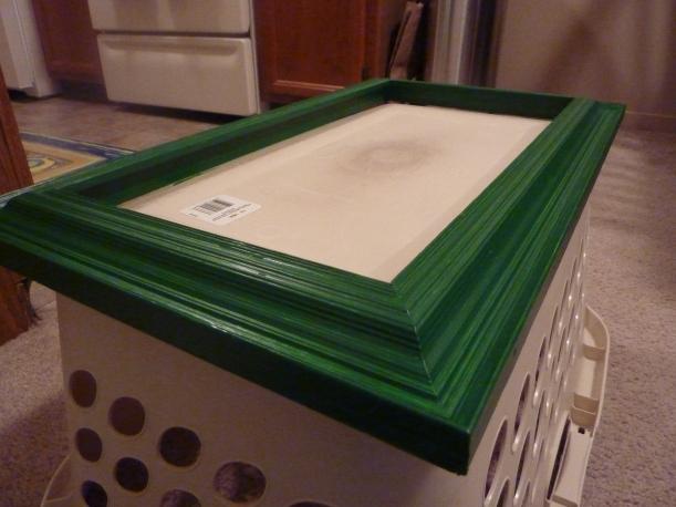 Emerald Green Frame