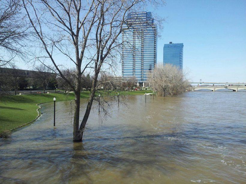 Grand Rapids April 18 Flood 3