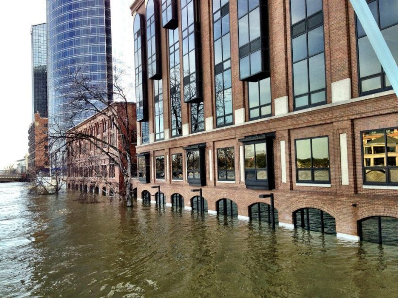 Grand Rapids April 20 Flood