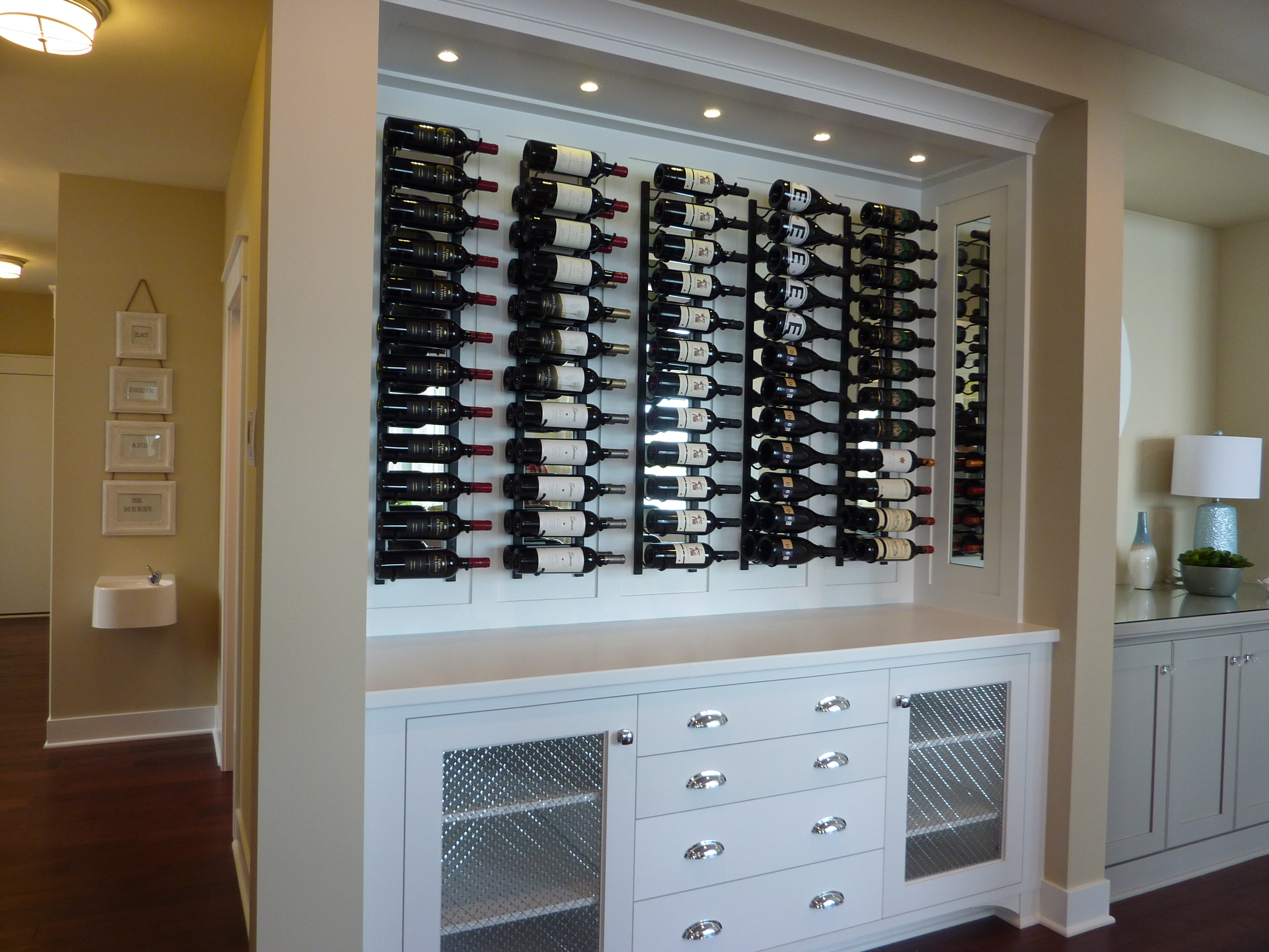 build a wine rack plans