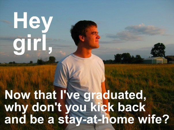 hey girl stay at home wife