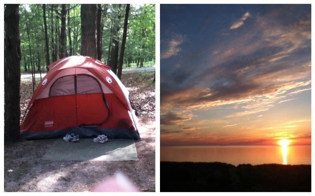 5 camping