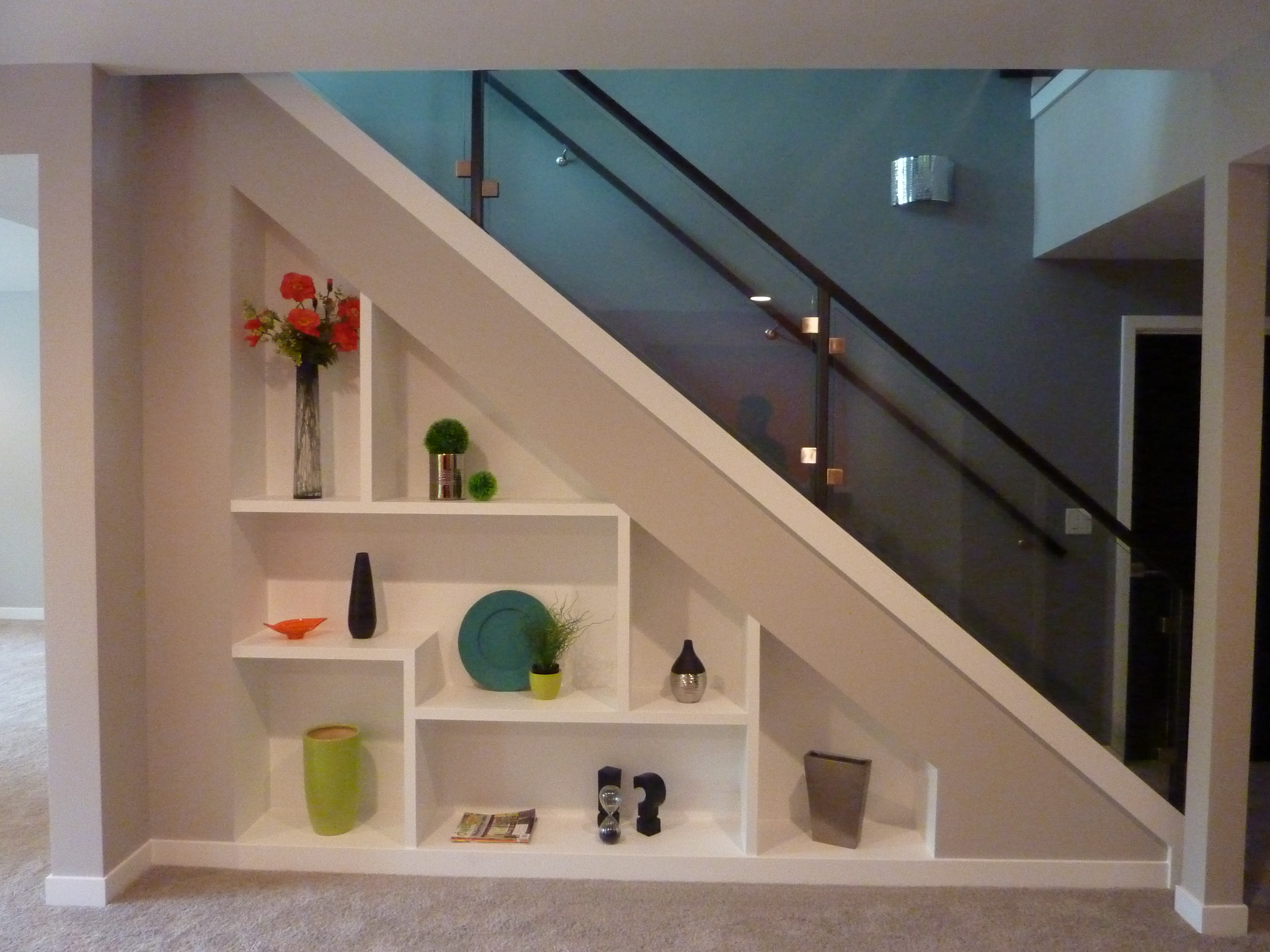 House tour colorful and modern in which i step into a for Modern house 11