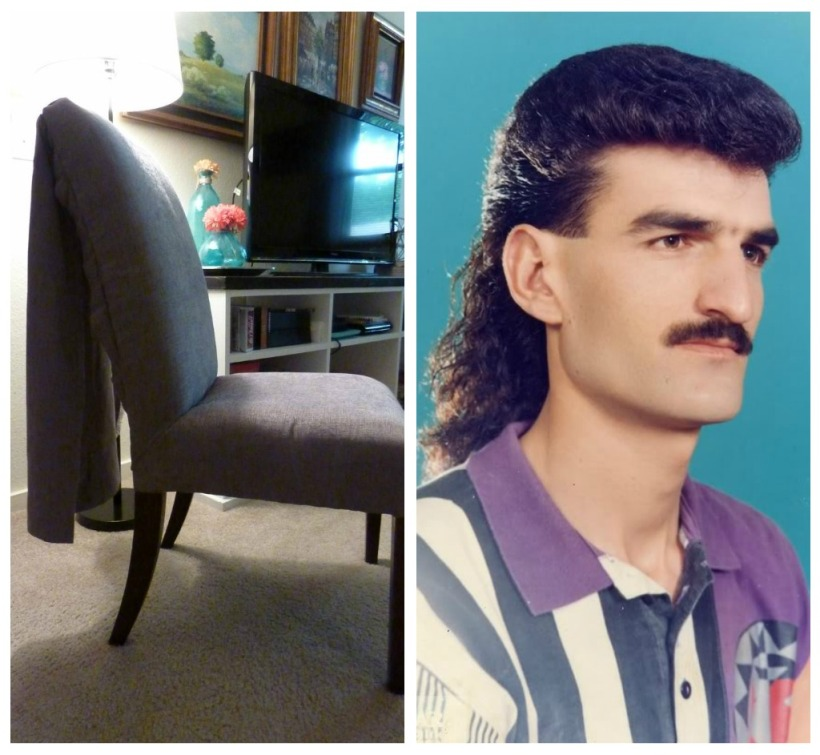 mullet and parson's chair