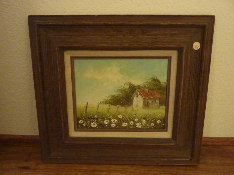 original oil painting $3