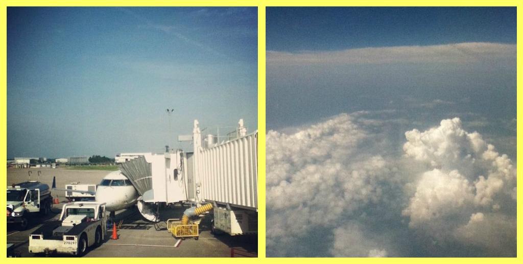 St. Louis flight