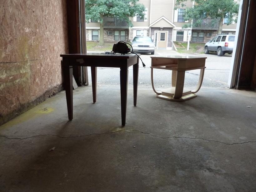 Free end tables