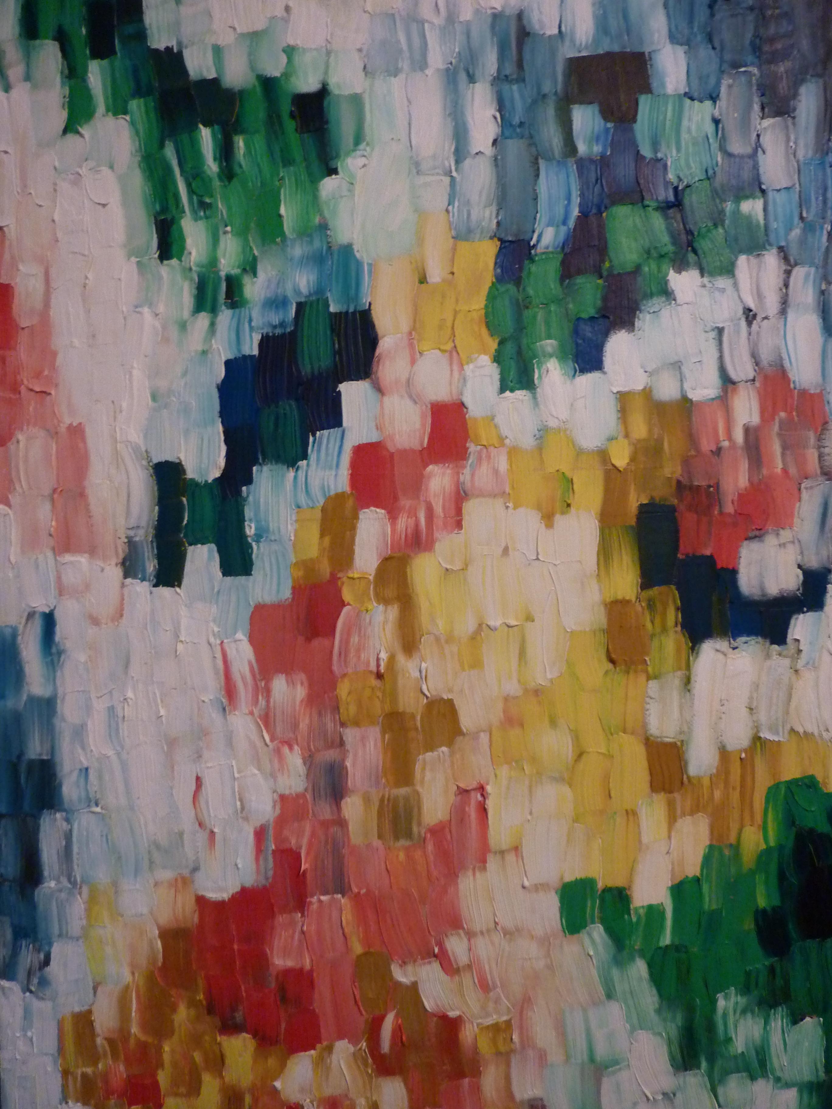 Transformed Thrift Store Artwork (in which painted velvet ...